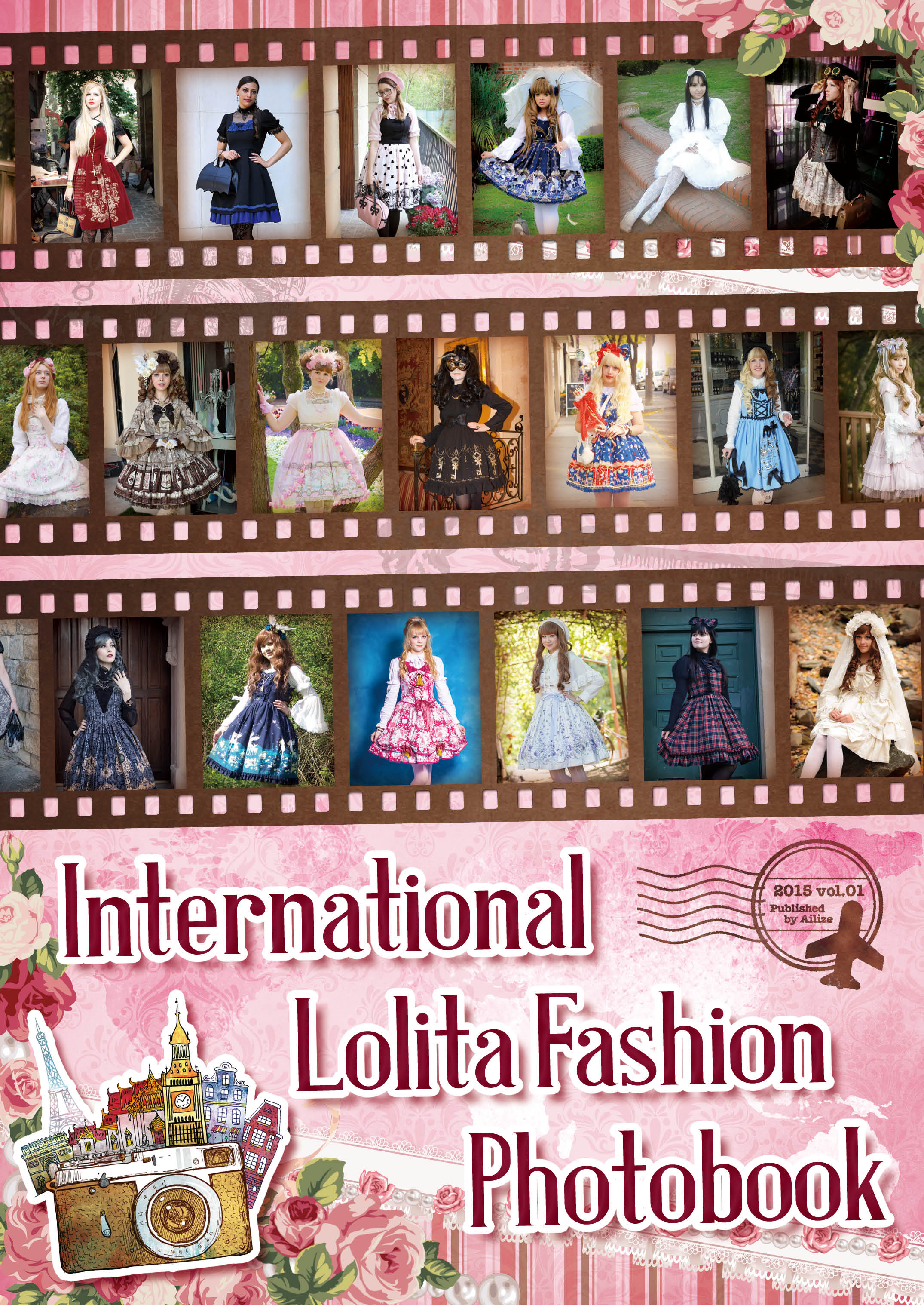 International Lolitafashion Photobook